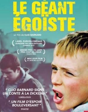 Le Géant Egoïste (The Selfish Giant) : de cuivre et de chair