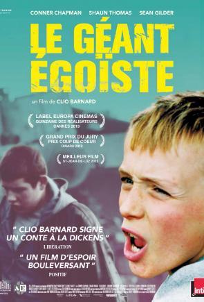 Le Géant Egoïste (The Selfish Giant) : de cuivre et de chair