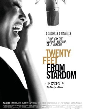 Twenty Feet From Stardom : cartes de choeurs