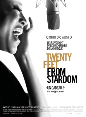 Twenty Feet From Stardom : cartes de choeurs
