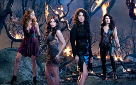 witches of east end - Witches of East End : les sorcières au rabais nous ensorcellent witches of east end art 2
