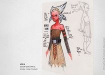 exposition star wars - Star Wars Identités : premiers visuels de l'expo Props Ashla concept FRAN5