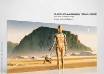 exposition star wars - Star Wars Identités : premiers visuels de l'expo Props R2 3PO Mc Quarrie FRAN7