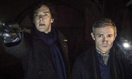 Sherlock : un aperçu de l'épisode de Noël!