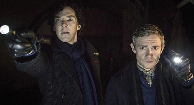[Poisson d'avril] La date de la saison 5 de Sherlock annoncée !