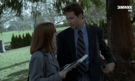 Premières images de X-Files en HD !