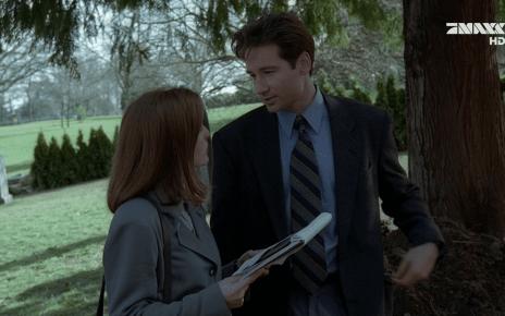 x-files - Premières images de X-Files en HD !