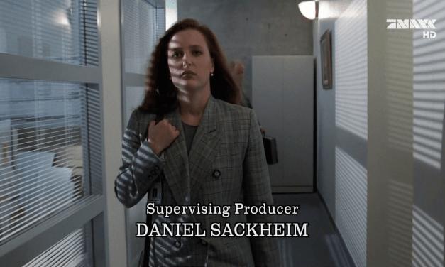 X-Files en HD : nouveau point