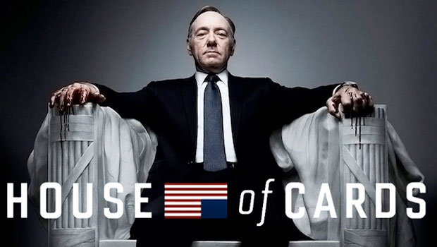 house of cards - House of Cards : la (re)conquête house of cards couv