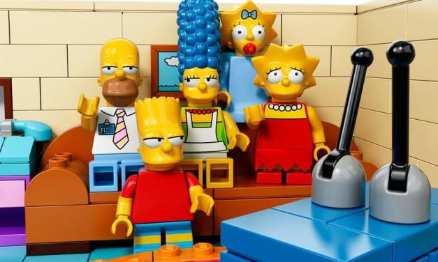 Un épisode en LEGO pour les Simpson