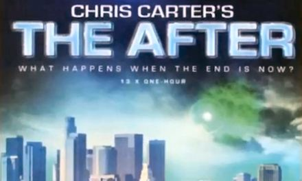 Aperçu de The After, la série de Chris Carter