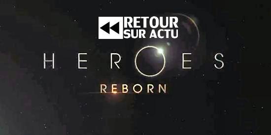 Heroes reviendra l'année prochaine. Quoi ?