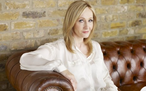 harry potter - J.K. Rowling raconte Harry Potter à 34 ans jk rowling1