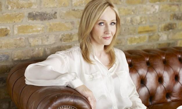 Le nouveau Rowling, sous pseudonyme en octobre