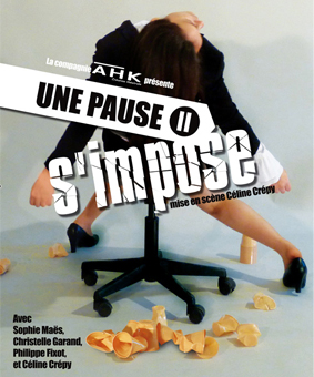 christelle garand - Une pause s'impose, s'impose !