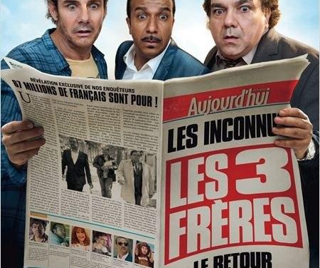 Les Trois Frères le retour : soyons sérieux, 90 minutes