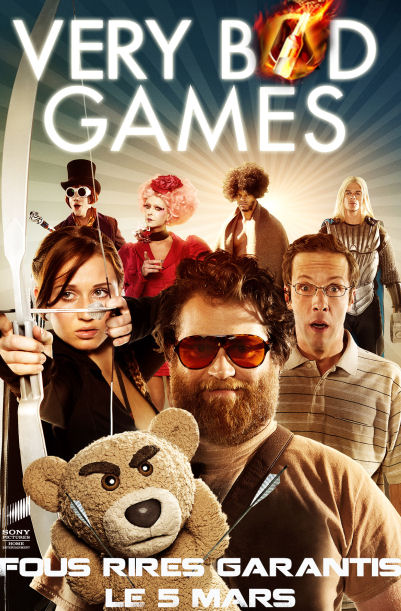 VOD - Bad Milo et Very Bad Games en VOD dès le 5 mars verybadgames