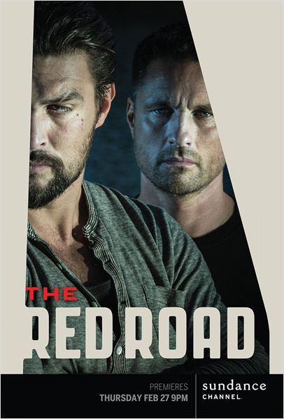 Jason Momoa - The Red Road : Jason Momoa se rhabille pour Sundance