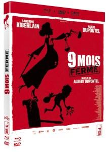 Pack  3D Blu-ray 9 mois ferme