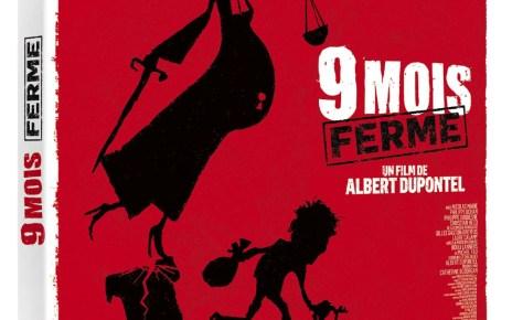 9 mois ferme - 9 Mois Ferme : notre avis sur le Blu-Ray Pack 3D Blu ray 9 mois ferme