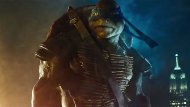 Ninja Turtles : les affiches personnages