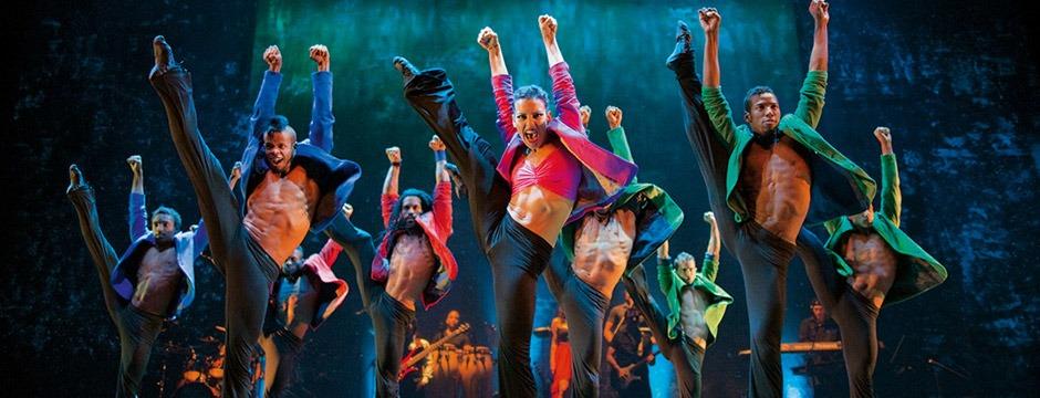 ballet revolucion - Le Ballet Revolucion de retour à Paris du 18 au 30 mars