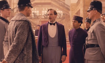 The Grand Budapest Hotel : conte de l'Europe de Wes