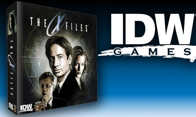 X-Files devient un board game