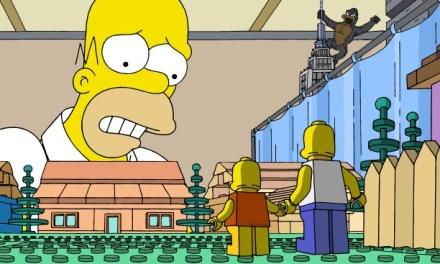 Les Simpson version LEGO : le teaser
