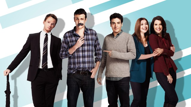 HIMYM - Fin de How I Met Your Mother : la revue de presse How I Met Your Mother Promo Saison9 94