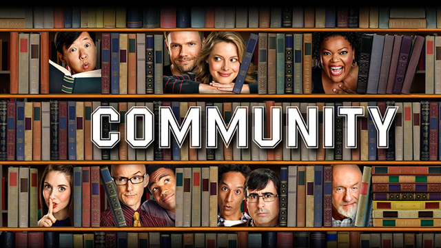 six seasons and a movie - Community - Saison 5 community season5