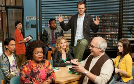 community - Community : Six Seasons And A Movie ?