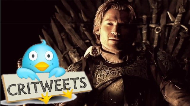 critweets - Critweets - Game of Thrones 4x01 Survival is coming critweetsgot401