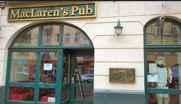 MacLaren's Pub – Berlin