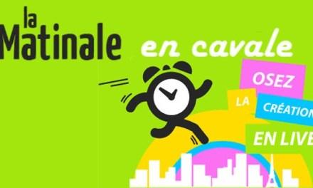La Matinale en Cavale, l'événement live de la Littérature courte