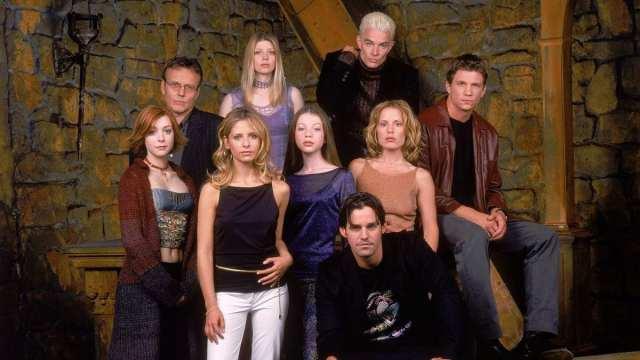 charmed - Avant / Après : les personnages de séries aussi vieillissent Buffy contre les vampires saison 7