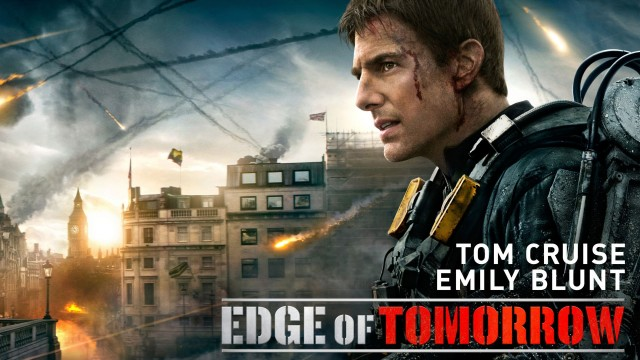 edge of tomorrow - Edge Of Tomorrow : Regarder, aimer, recommencer