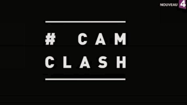 cam clash - Retour sur Cam Clash, la nouvelle émission de France 4 camclash