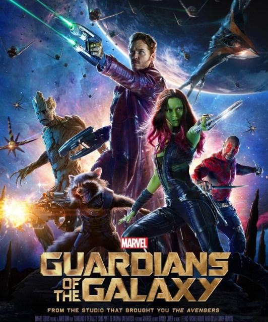 Les Gardiens de la Galaxie : la trop folle histoire de l'espace