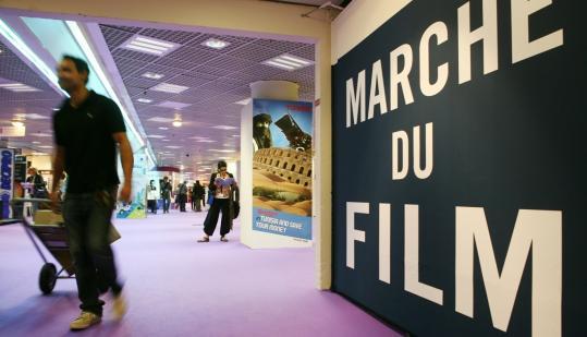 Découvrez le marché du film de Cannes