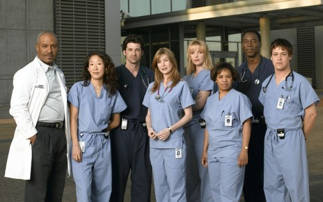 ABC - Flashback Grey's Anatomy : retour aux origines poster greys anatomy season 1