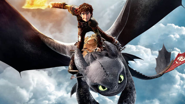 dragons 2 - Dragons 2 : Toothless est Breathless DRAGONS2