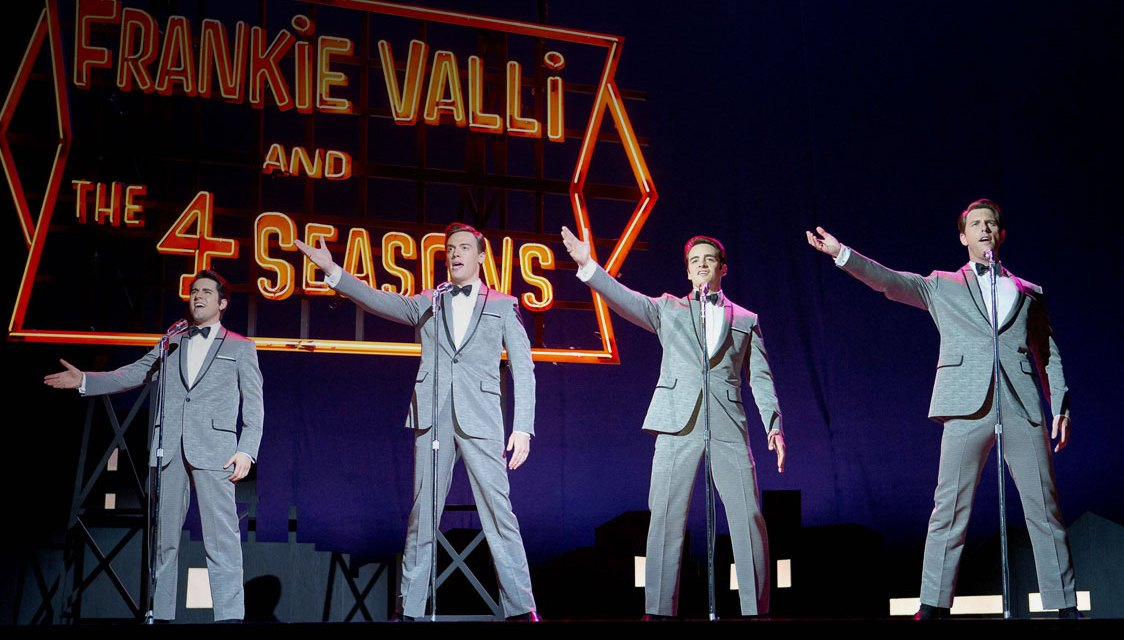 Jersey Boys, de Clint Eastwood: the Scorcese Effect