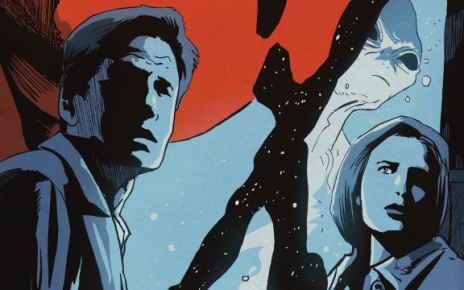 x-files - X-Files 10#12 Pilgrims 2/5 : la critique coverXF12