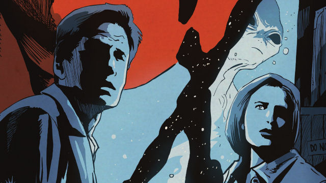 Comics - X-Files 10#12 Pilgrims 2/5 : la critique coverXF12