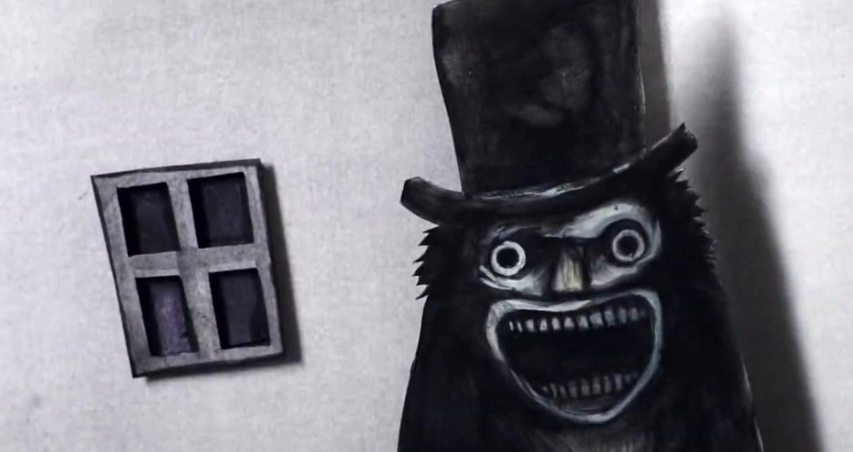 30 juillet 2014 - Mister Babadook : le gentil fantôme mister babadook
