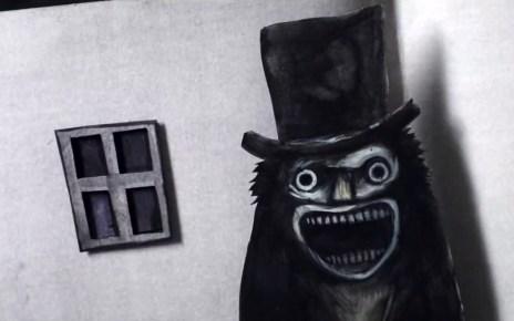 30 juillet 2014 - Mister Babadook : le gentil fantôme