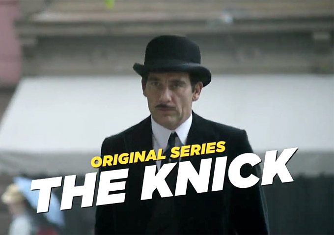 cinemax - L'avenir de The Knick se précise the knick clive owen