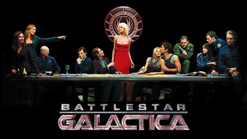Battlestar Galactica – So Say We All