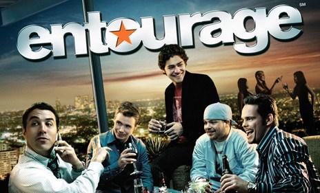 entourage - Les premières images du film tiré de la série Entourage Entourage logo